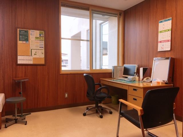 外来第1診察室